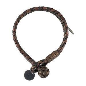 Bottega Venetia Interracio Woven Bracelet